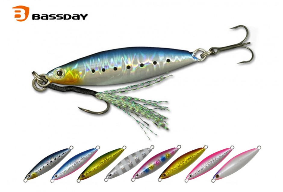 Bassday Bungy Shoot 50g