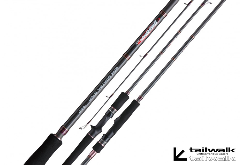Tailwalk Salty Shape Dash Bay Boater / Acción: 7-35 g