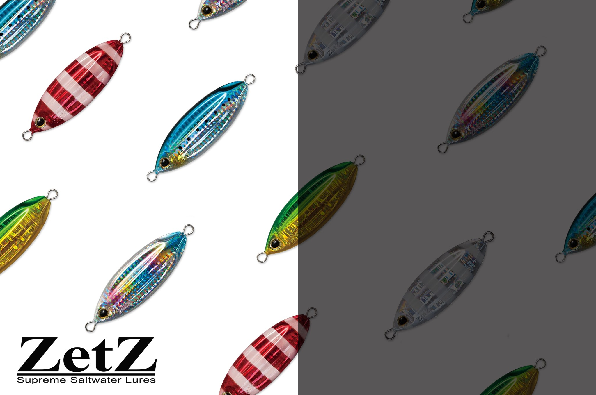Slow Jig Cast Oval de Zetz